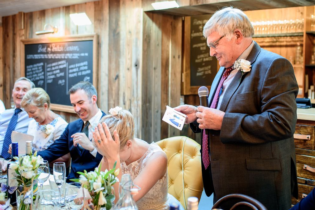 The Country Arms Pub Wedding