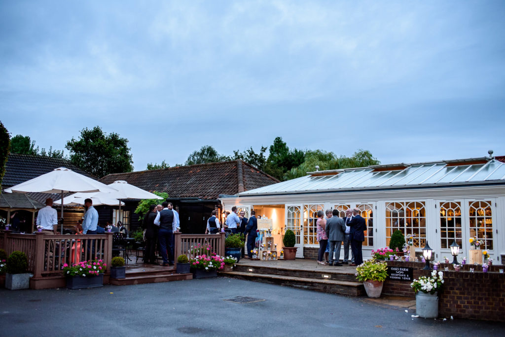 oaks farm wedding venue