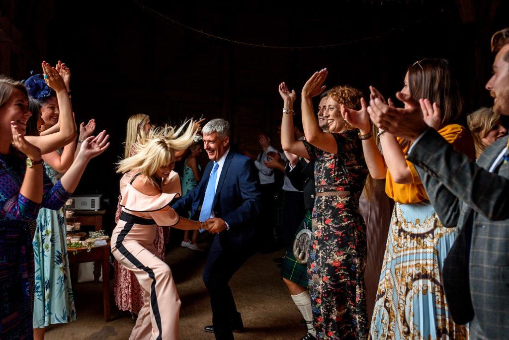 ceilidh dancing in Brighton
